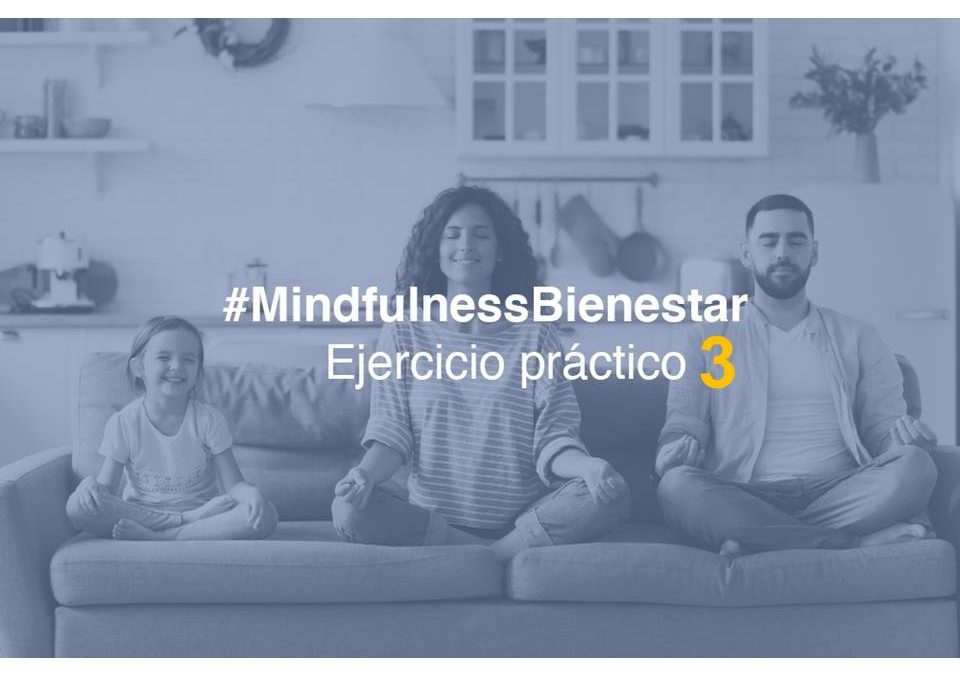#MindfulnessBiesnestar3-practica: Atención Plena en una Tarea Laboral